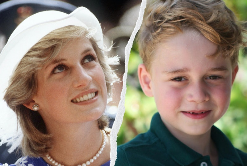 Princess Diana & Prince George