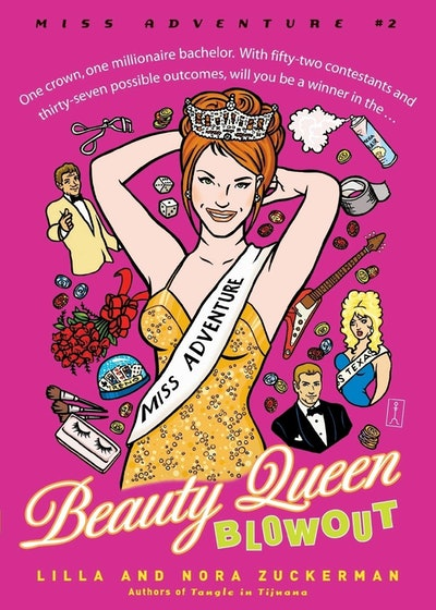 'Beauty Queen Blowout' by Lilla and Nora Zuckerman