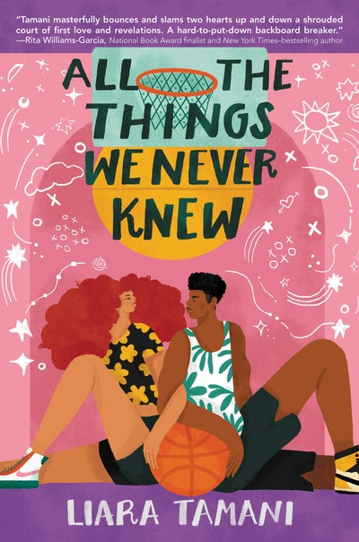 'All the Things We Never Knew' by Liara Tamani