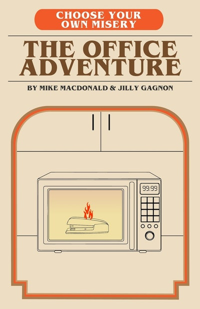 'The Office Adventure' by Mike MacDonald and Jilly Gagnon
