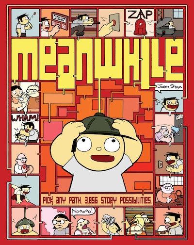 'Meanwhile' by Jason Shiga