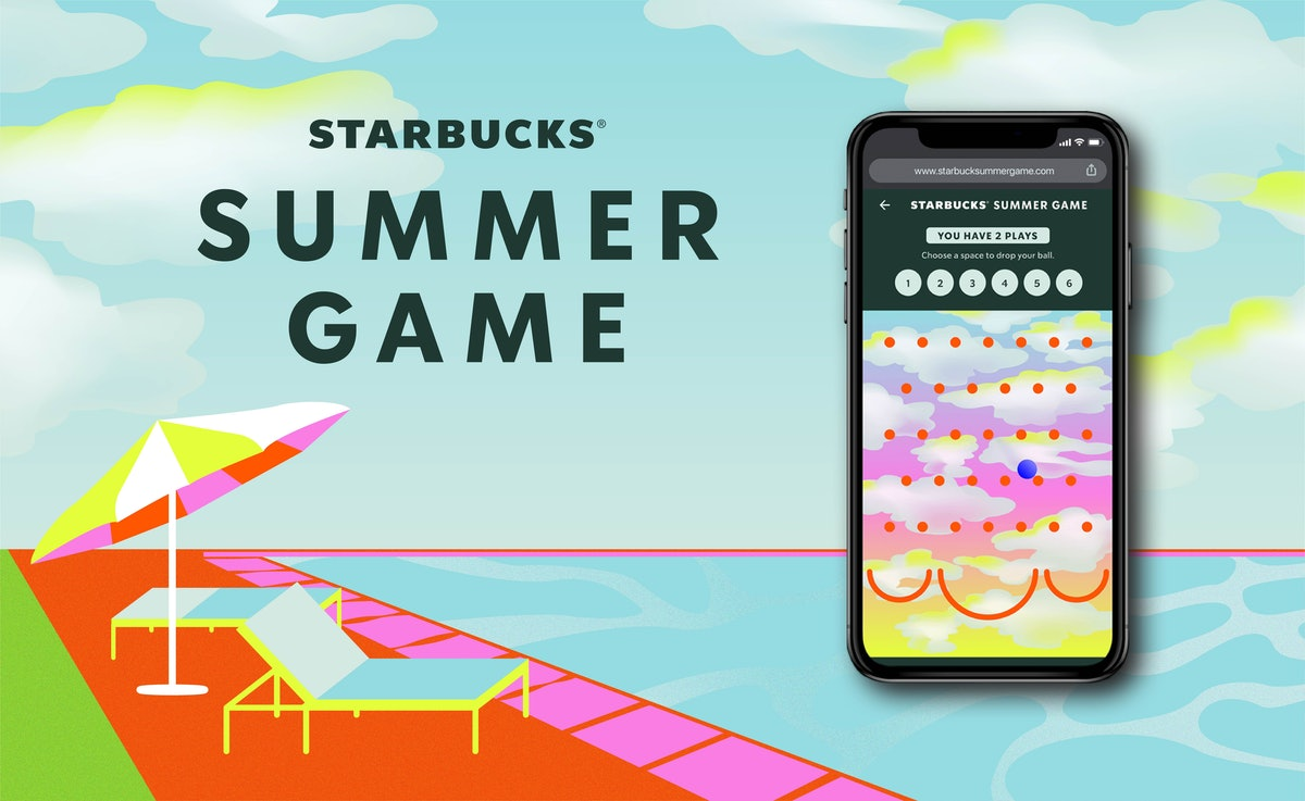 Here's how to play Starbucks Summer 2021 Game to win prizes.