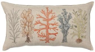 Coral Studies Pillow