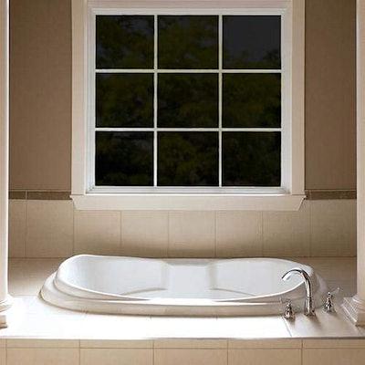 Gila Black Privacy Window Film
