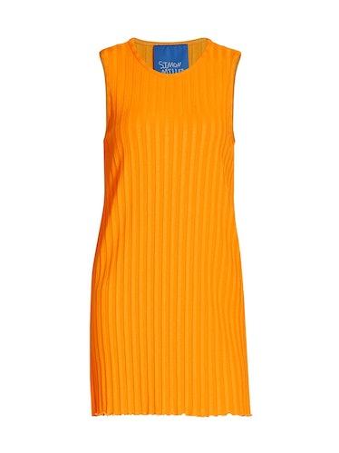 Simon Miller Aukai Rib-Knit Tunic, available on Saks Fifth Avenue.
