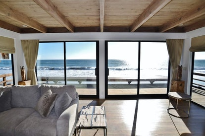 Emma Roberts once stayed at an Airbnb in Malibu, California that costs nearly $6,000 a night and fea...