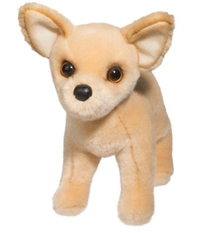 plush toy chihuahua dog