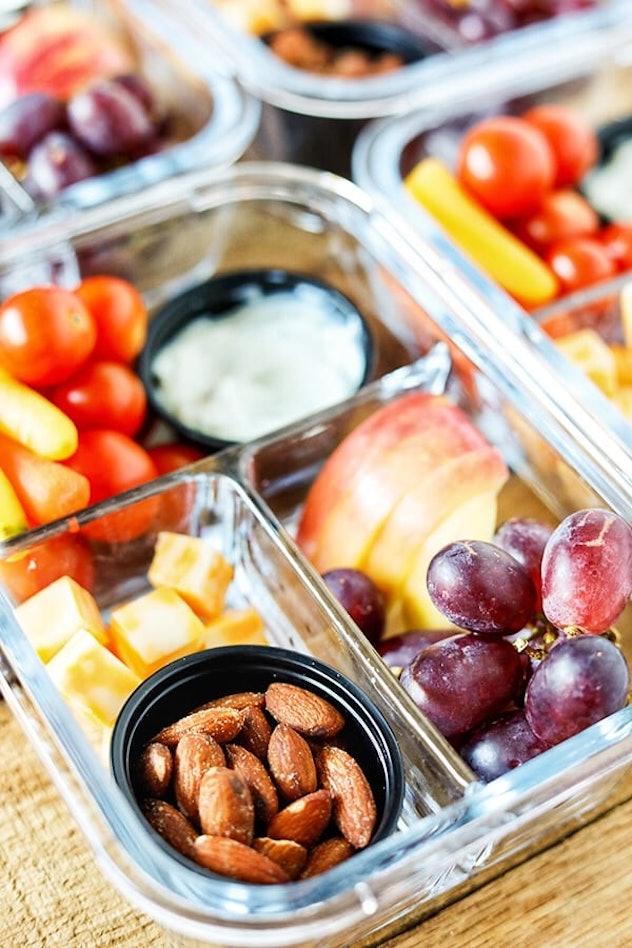 bistro snack box