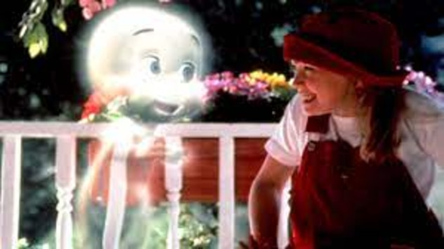 Casper Meets Wendy,  rated PG, on YouTube.