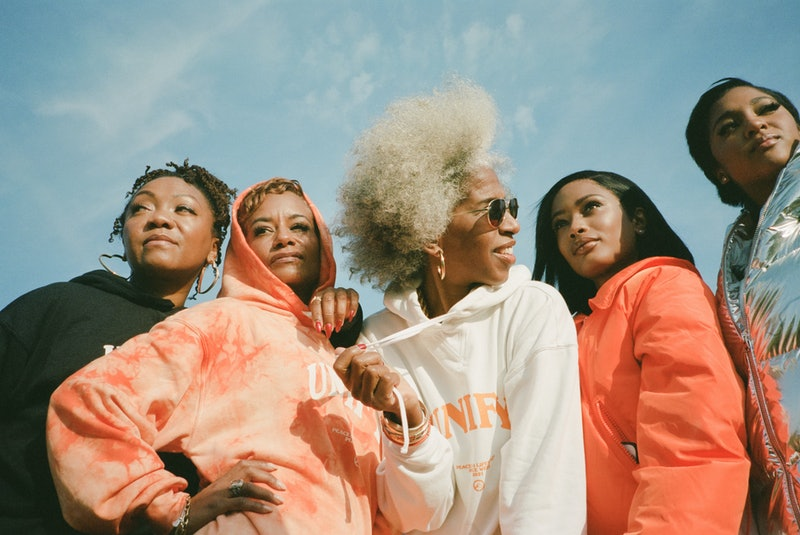 Gun violence prevention activist Erica Ford teamed up with Bandier on a '90s-inspired collection of ...