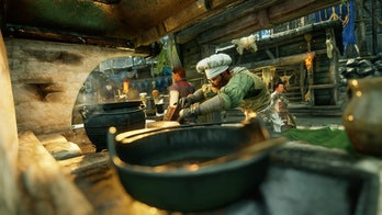 new world game cooking