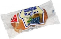 A number of muffins have been voluntarily recalled due to a possible listeria contamination.