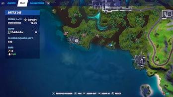 fortnite wooden hatchery location 2 map