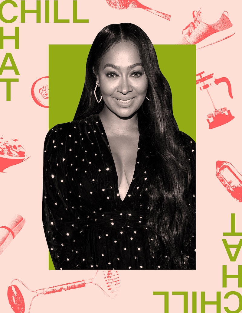 La La Anthony on her self-care practices and her brilliant hack for getting a good night's sleep.