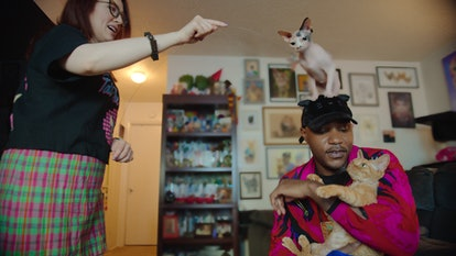 'Cat People' is a Netflix docuseries.