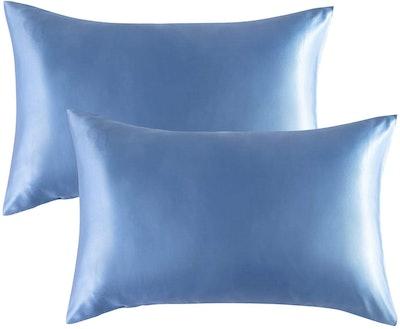 Bedsure Satin Pillowcases