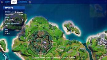 fortnite wooden hatchery location 3 map