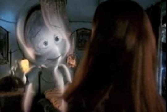 'Casper' starring Bill Pullman and Christina Ricci in 1995.