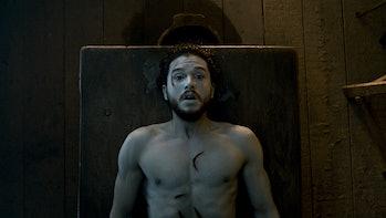 Jon Snow resurrection in Game of Thrones Season 6