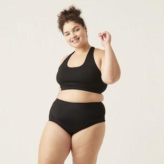 Swimwear Recycled Hi-Waist Bikini Brief