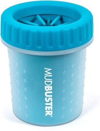 Dexas MudBuster Portable Dog Paw Washer