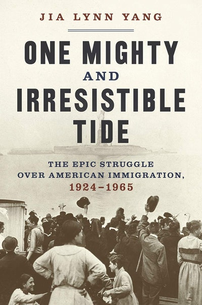'One Mighty and Irresistible Tide: The Epic Struggle over American Immigration, 1924-1965' by Jia Ly...