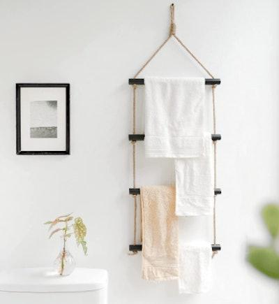 Dahey Hanging Blanket Ladder