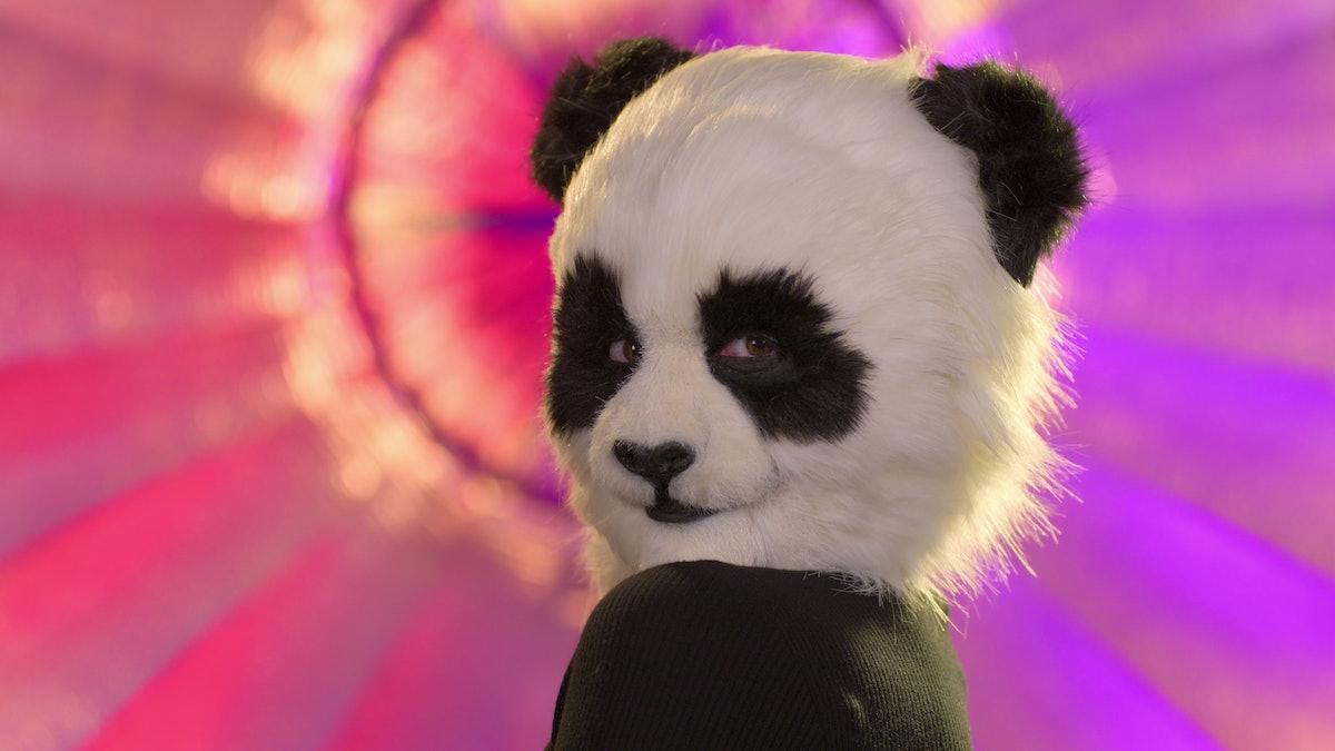 Kariselle the Panda on 'Sexy Beasts'