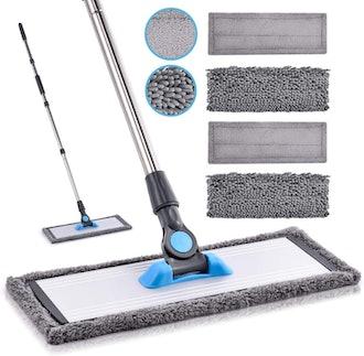 MANGOTIME Dust Wet Mop