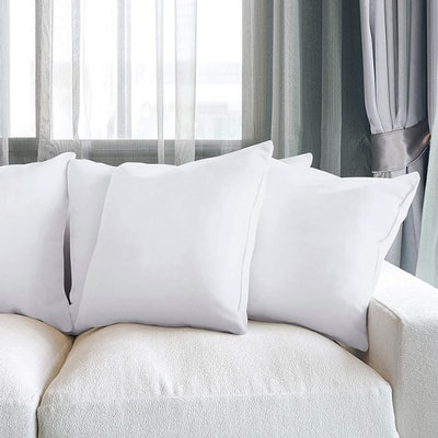 Utopia Bedding Throw Pillows Insert (Pack of 4)
