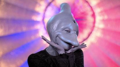 Nina the Dolphin on 'Sexy Beasts'