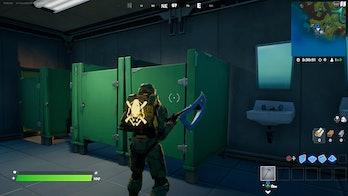 fortnite week 7 artifact location 5 gameplay