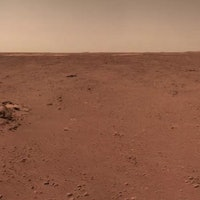 Look: China's new Mars rover returns latest batch of stunning images
