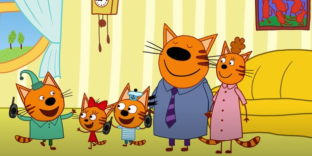 Kid-E-Cats is streaming on Netflix.
