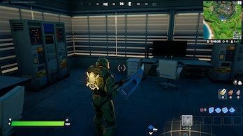 fortnite week 7 artifact location 1 gameplay