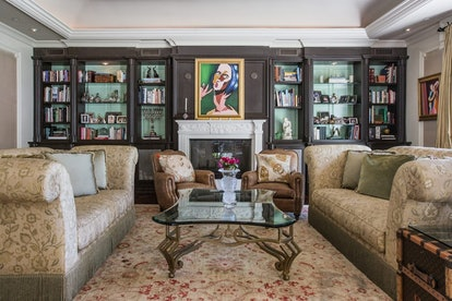 Shah Rukh Khan was once a guest at the Palatial Villa, which is just a short walk from Rodeo Drive i...