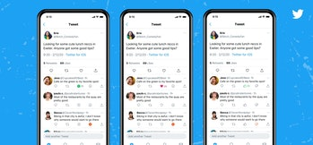 Twitter is testing an upvote system that would influence how replies are ranked below a tweet.