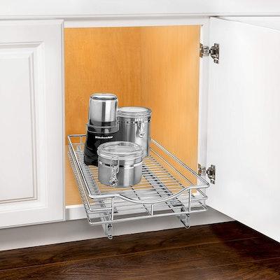Lynk Pull Out Cabinet Sliding Shelf