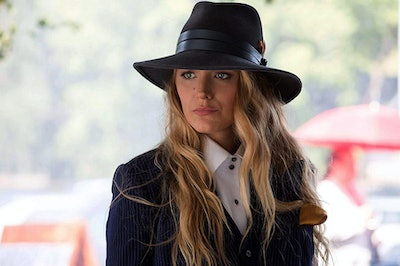 Blake Lively from the original cast of Gossip Girl in 'A Simple Favor'