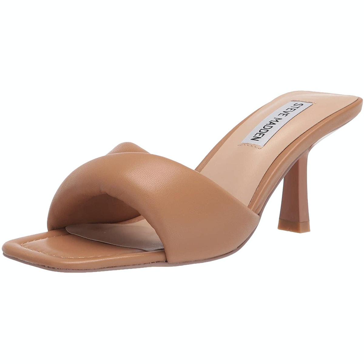 Steve Madden Kitten Heel Sandals