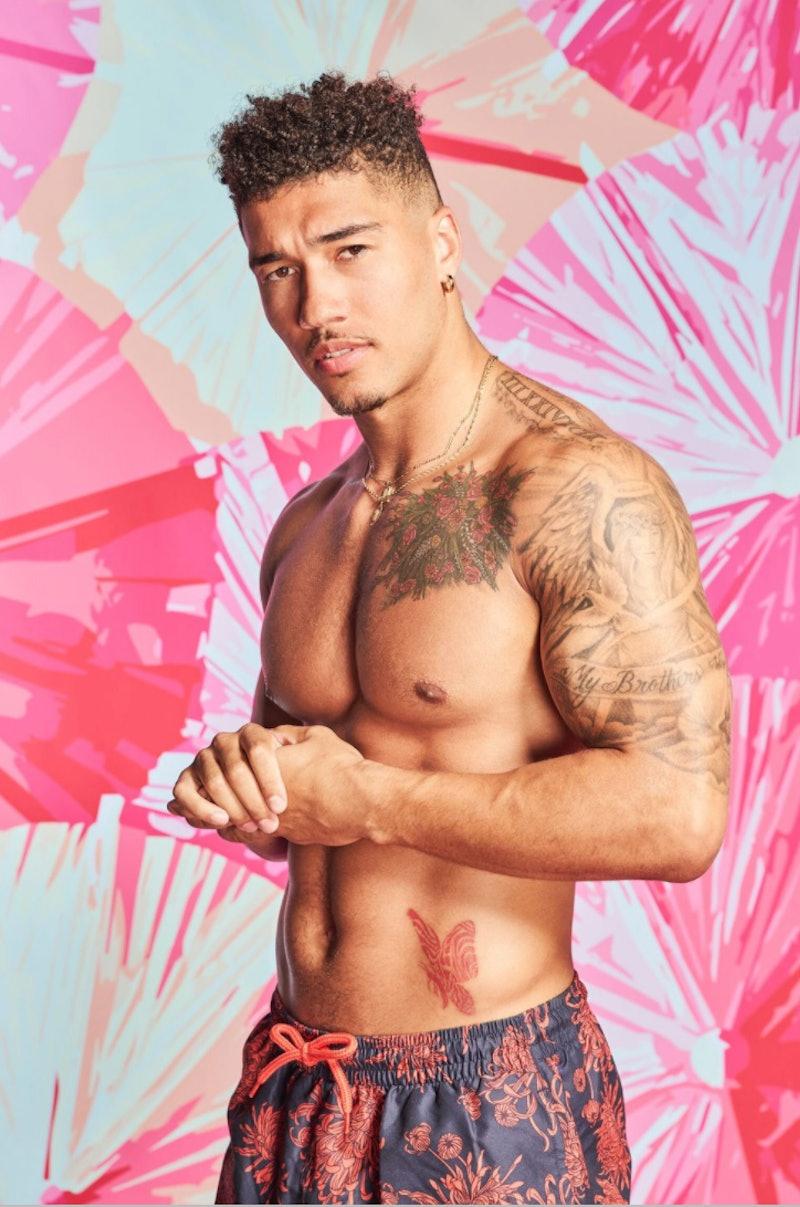 'Love Island US' Season 3 Contestant Wes Ogsbury
