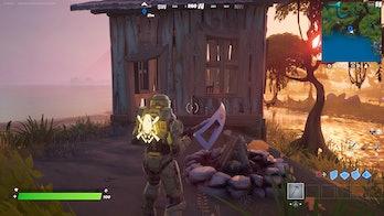 fortnite wooden hatchery location 2 gameplay