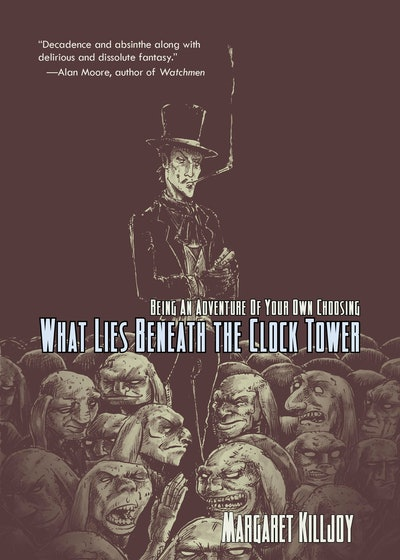 'What Lies Beneath the Clock Tower' by Margaret Killjoy