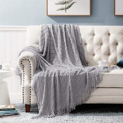 Bedsure Throw Blanket