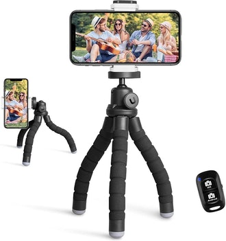 UBeesize Phone Tripod With Remote