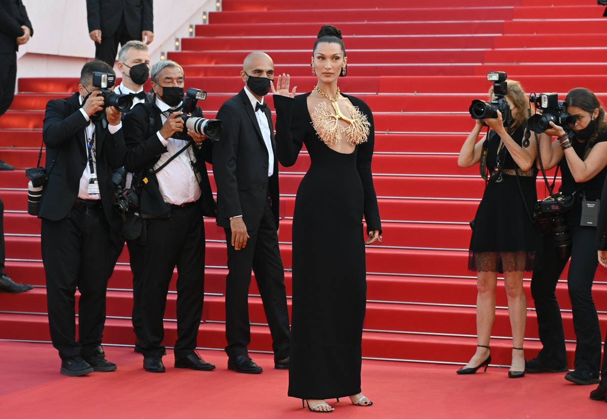Cannes Film Festival COVID Testing Pandemic 2021