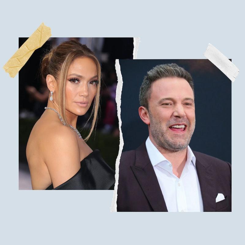 Jennifer Lopez and Ben Affleck aka Bennifer.