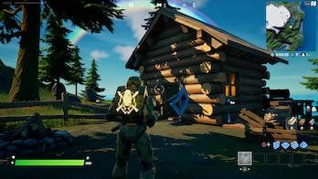 fortnite wooden hatchery location 1 gameplay