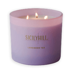 Lavender Triple Wick Candle