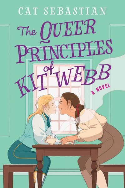 'The Queer Principles of Kit Webb' by Cat Sebastian